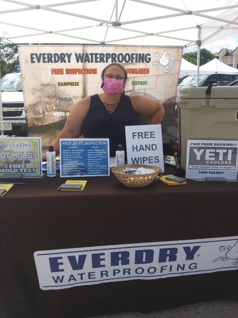 Everydry Waterproofing Basement contractor