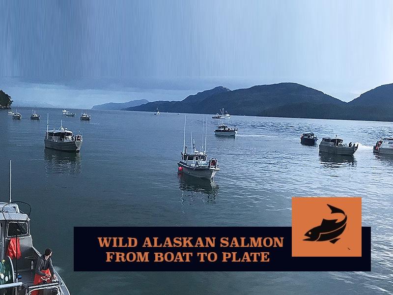 Alaska Fresh Fish
