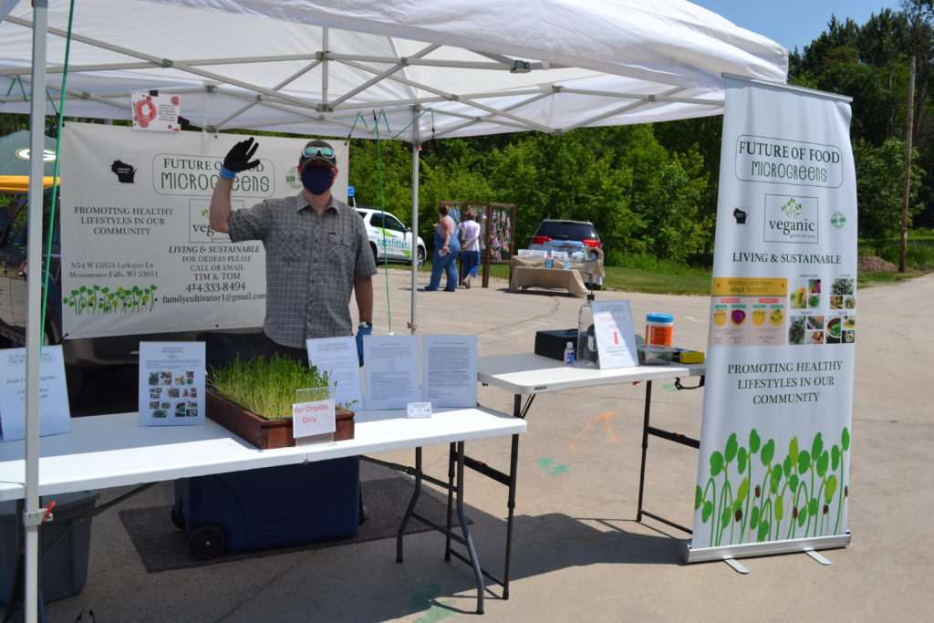 Microgreens from The Future Of Food