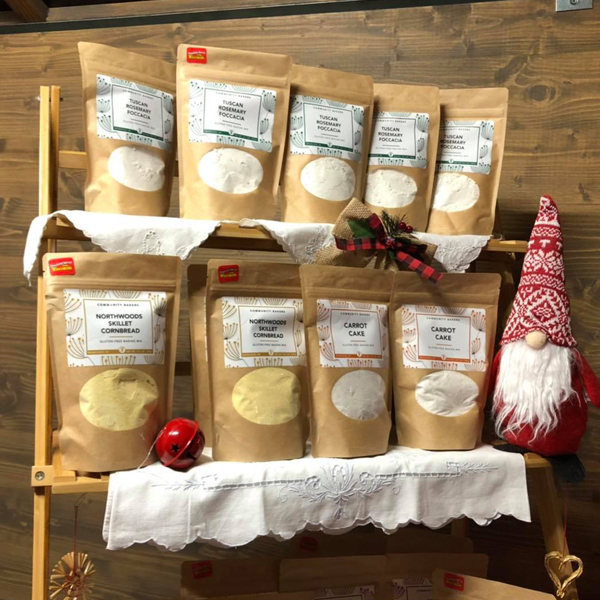 Photo of Community Bakers products