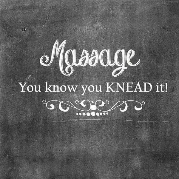 Kneaded Time Massage graphic