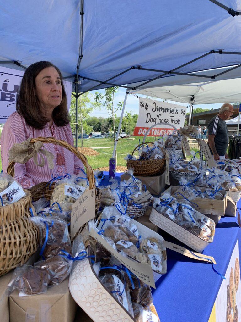 Julie's Blue Ribbon Cookies