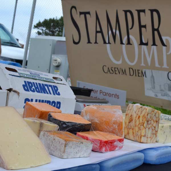 Stamper Cheese photo